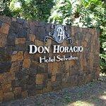 Hotel Selvatico Don Horacio Foto