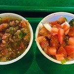 Salsa and Pico De Gallo