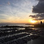 Incredible sunset views from #1510!