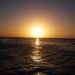 Palm Beach at sunset