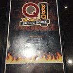 Photo de Q BBQ Public House