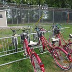 Bikes you can borrow for free (adults & kids)
