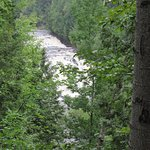 Potato River Falls Photo