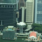 Picture taken from Marina Bay Sands