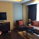 Living room, Executive Suite