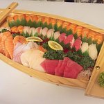 Assorted Sushi Boat!