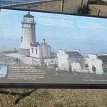 North Head Lighthouse Foto