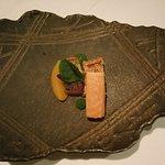 beef and sashimi