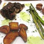 Pork Loin Dinner, RBG Bar and Grille, SEATAC, Washington