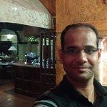 Me at La Gondola entrance