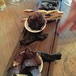 South African meat platter