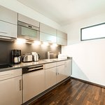 Kitchen in apartment - Hotel Suitess