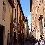 Street views of Lucca