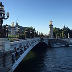 Pont Alexandre III de plus près