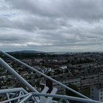 View from the roof of the Cusack stand