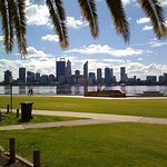 From South Perth. Near the Zoo.