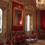 Museo della ceramica - sala rossa