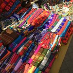 Kangas and kikoys. A must from Kenya as souvenirs. Great for beach and after yoga wraps
