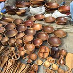 Wooden items, very well made and of high quality