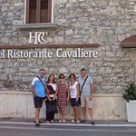 Photo de Hotel Ristorante Cavaliere