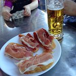 Fantastic free tapas with every drink