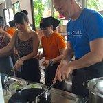 Photo de Pum Thai Restaurant & Cooking School