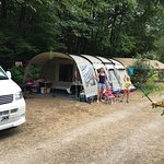 Photo de Camping Huttopia Sarlat