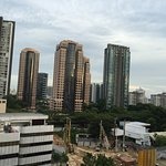 Window View - Orchard Rendezvous Hotel by Far East Hospitality Photo