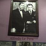 El recuerdo del cantor con Alfredo Le Pera.