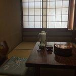 tea and table