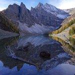Photo of Lake Agnes