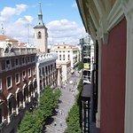 Vista desde la ventana hace la calle del Arenal Junio 17 / 2016