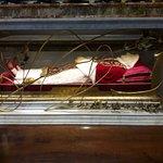 la tomba di Papa Giovanni XXIII