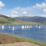 Dillon Reservoir Photo