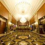 Hotel Entrance & Lobby
