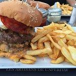 New-Orléans et fabulous burger.