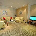 Health Club - TV Lounge