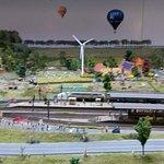 Modellbahn-Zauber Foto