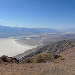 The view across Death Valley from Dante's View