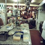 Kitchen and Chef