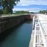 Sault Ste. Marie Canal National Historic Site Foto