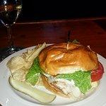 Chicken Chesapeake Sandwich