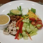 DFW Cobb Salad with Grilled Chicken