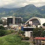 National stadium awesome view