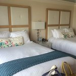 Room 403, 2 queen beds