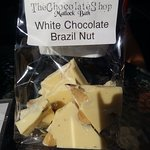 White Chocolate Brazil Nut