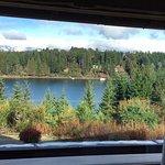 Foto desde la ventana de una habitación