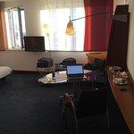 Novotel Suites Hamburg City hotel Foto