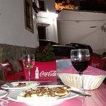 Cena en Los Llanos