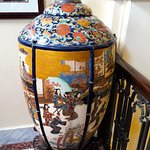 Staircase Urn